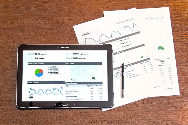Bericht zur bezahlten und organischen Suche